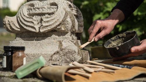 Restaurierung und Denkmalpflege